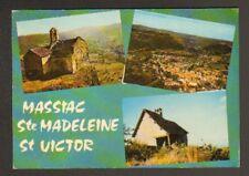 MASSIAC (15) SAINTE-MADELEINE , CHAPELLE SAINT-VICTOR