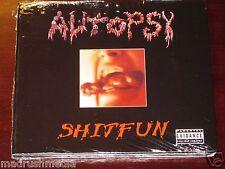 Autopsy: Shitfun CD PA 2003 Bonus Tracks Peaceville UK CDVILED 49 Digipak NEW