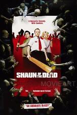 SHAUN OF THE DEAD MOVIE POSTER FILM A4 A3 ART PRINT CINEMA