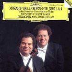 Mozart: Violin Concertos Nos. 2 & 4 (CD, Oct-1990, DG Deutsche Grammophon 474