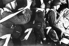 WW2 - Italie 1943 - Paras de la Force des services spéciaux (FSSF)