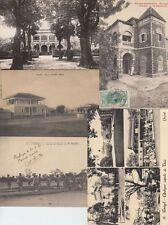 THIES SENEGAL17 Vintage AFRICA Postcards mostly pre-1940