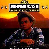 Johnny Cash - Doin' My Time (2000) CD
