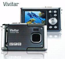 VIVITAR 12.1 MEGA PIXELS VIVI CAM VT026 UNDERWATER DIGITAL CAMERA NEW!