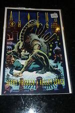 ALIENS : Hive - No 1 (of 4) - Date 02/1992 - Dark Horse Comics