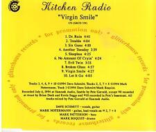 KITCHEN RADIO / Virgin Smile