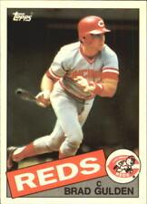 1985 Topps Tiffany Baseball Card Pick 251-500