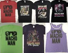 Randy Macho Man Randy Savage Wrestling T-Shirt