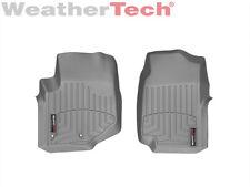 WeatherTech Custom Car/Truck Floor Mats FloorLiner - 460071 - 1st Row - Grey
