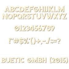 Sperrholz Buchstaben - Sea Garden - Wunschtext/Schriftzug mit Größenauswahl