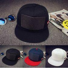 Plastic triangle baseball cap hat hip hop flat brimmed hat snapback men women
