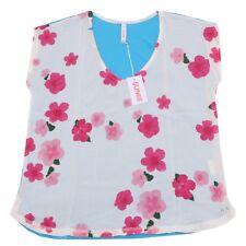 8034P maglia bi-tessuto SUN68 maglia donna t-shirt women