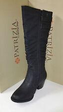 Patrizia by Spring Step Women's Ravi Black shoes size US 5.5-10 EUR 36-41