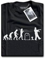 Nuova evoluzione di una notte della vita Walking Dead zombie walk MAGLIETTA Costume