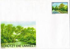 Nazioni Unite 1995 S7 pre pagata BUSTA Vienna MINT