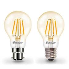Energizer LED Retro Filamento GLS Bombilla / Lámpara vintage dorado BC B22 ES
