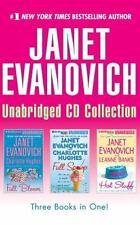 Janet Evanovich Collection: Full Bloom & Full Scoop & Hot Stuff (CD)