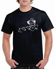 Indian God Krishna flute Chest Logo T Shirt Hare Rama Hindu Fashion Hipster