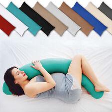 Schwangerschaftskissen Seitenschläferkissen Kissenbezug Füllkissen Körperkissen