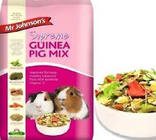 SUPREME GUINEA PIG - (900g - 15kg) - Mr Johnsons Animal Food bp PawMits Pet Feed