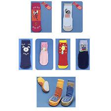 Playshoes ABS Hausschuhe Stopper Socken Anti-Rutsch Sohle Strümpfe Kinder Baby