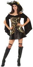 Piratin Pirat Damenkostüm Karnevalskostüm Kostüm Karneval Gr. S - L - XXL NEU