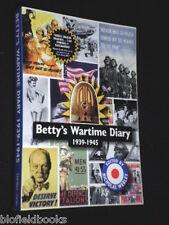 Betty's Wartime Diary 1939-1945 Nicholas Webley-Norfolk
