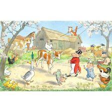 Farmyard Circus - Molly Brett Print