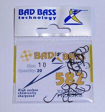 Amo Bad Bass 582 Tournament - conf.20 ami - Bad Bass Hooks