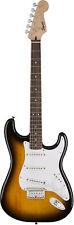 Fender Squier Bullet Stratocaster Hard Tail - Brown Sunburst