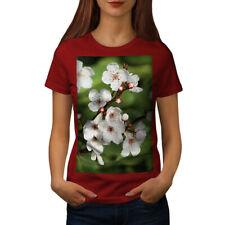 Cherry Blossom Women T-shirt NEW | Wellcoda