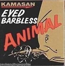 Kamasan Animal Eyed Barbless Fishing Hooks All sizes
