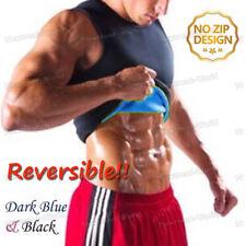 Slimming Hot Gym Tank Top Men Sweating Vest Shaper Shirt Thermal Waist Trainer