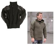 NEU Österr. ALPIN Pullover WOLLE 100% Bundeswehr Arbeitspullover Pulli 48-60