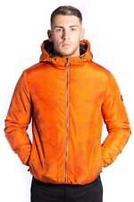 Gilet hommes Foray coeur à capuche veste doudoune orange