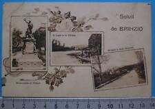 cartolina Lombardia - Brizio  Monumenti Varese -6081