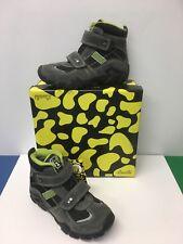 Lurchi by Salamander 'Mats' Boys lightweight winter boots in Grey (Waterproof)