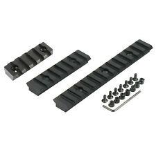 "Vector Optics Keymod Picatinny Rail Section Aluminum Slot 2"" 3"" 5"" - Pick QTY"