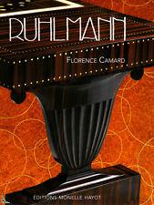 RUHLMANN livre de F.Camard avec CDrom Catalogue Raisonné