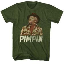 Redd Foxx 1970's Actor Comedian Retro Vintage Style Pimpin Adult T-Shirt