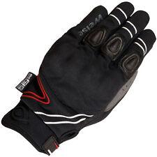 Weise Wave WP Waterproof Motorcycle Short Gloves - Black
