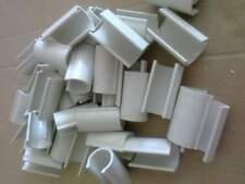CLIPS IN PVC PER SERRA FISSAGGIO TELO PLASTICA O RETE 1 KG