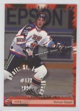 2002 Cardset Finland SM-Liiga #292 Roman Vopat HIFK Helsinki (Liiga) Hockey Card