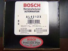 NIB Bosch AL4212X Remanufactured Alternator fits Probe Mazda 626 MX6 MX-6 MX 6