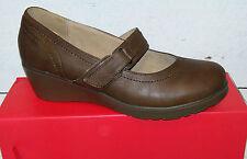Ladies Heavenly Feet Bridget Brown Shoes