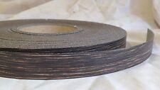 Mali Wenge 22mm Wide Pre Glued Iron on Melamine Edging Tape