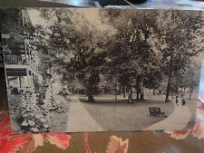 1920 Promenade Lake Chautauqua NY New York Post Card