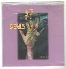 """SF Seals """"Still?"""" 7"""" OOP Barbara Manning vinyl"""