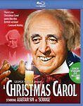 A Christmas Carol  NEW Blu-Ray & DVD Combo - Alastair Sim
