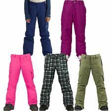 Burton Girls Elite Cargo Pant Kinder Snowboardhose Skihose Funktionshose Hose